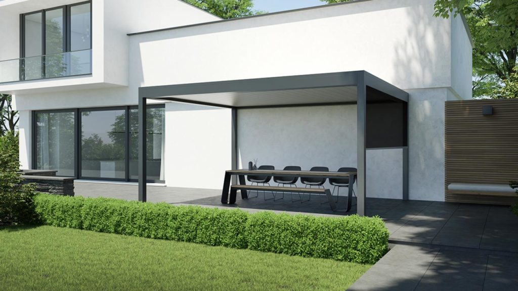 pergola bioclimatique brustor b250xl