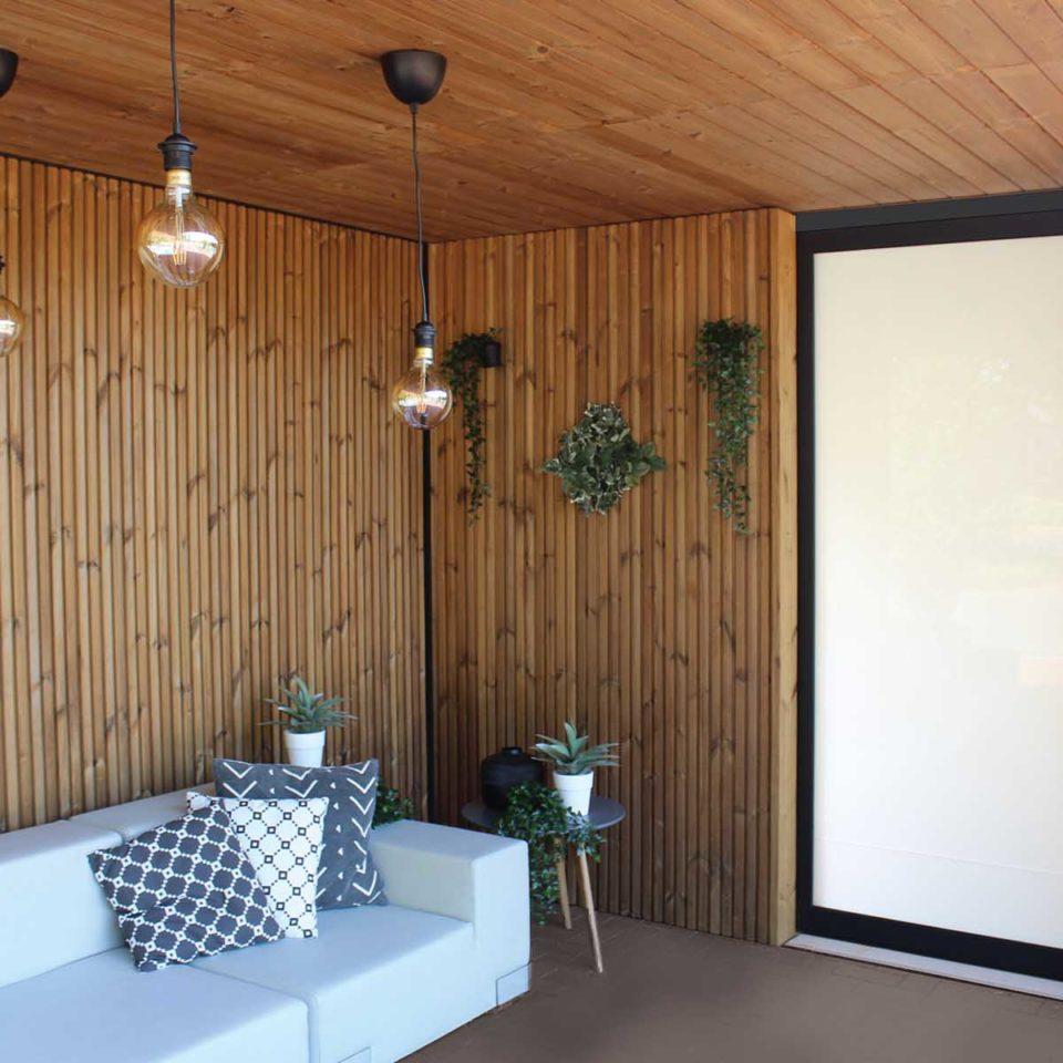 pergola toit fixe abri de jardin