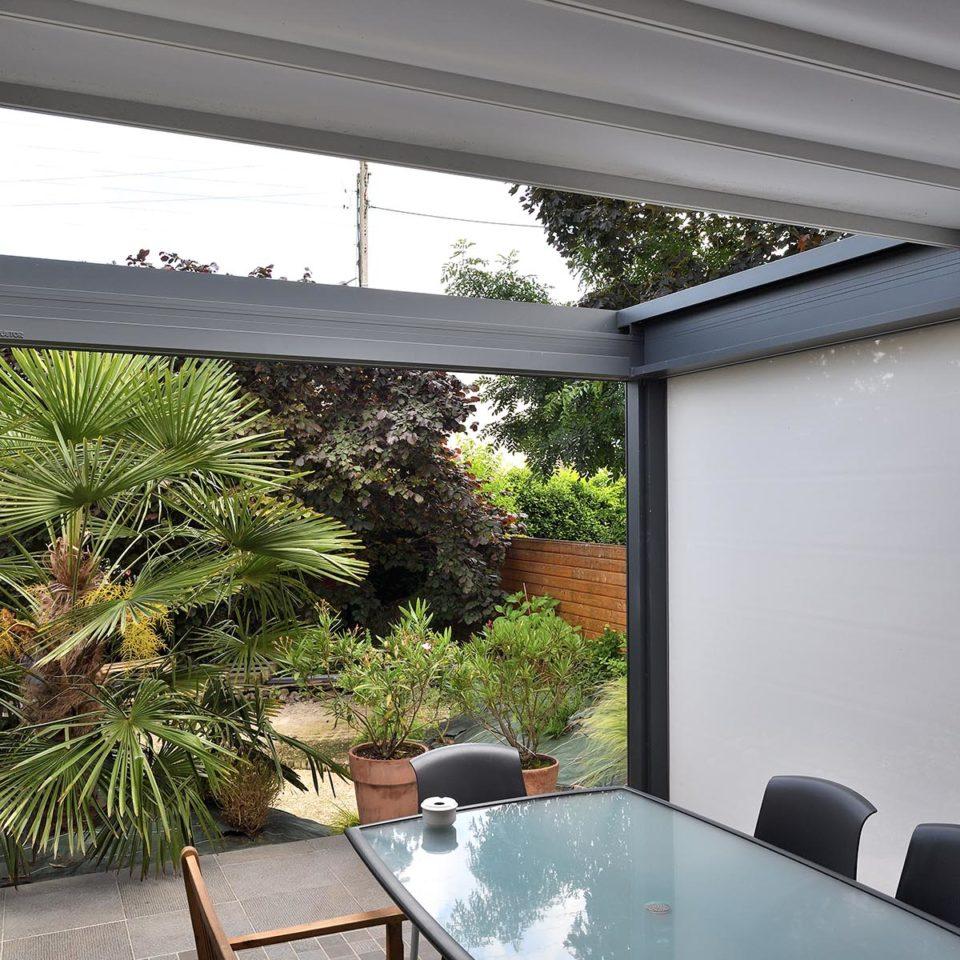 pergola toit retractable b300